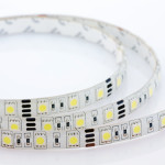 LED strip, rivestito con silicone